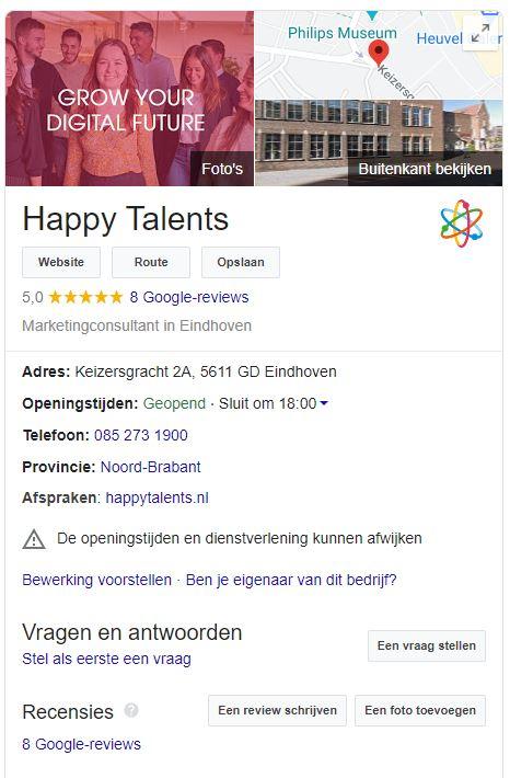 GMB-Happy-Talents