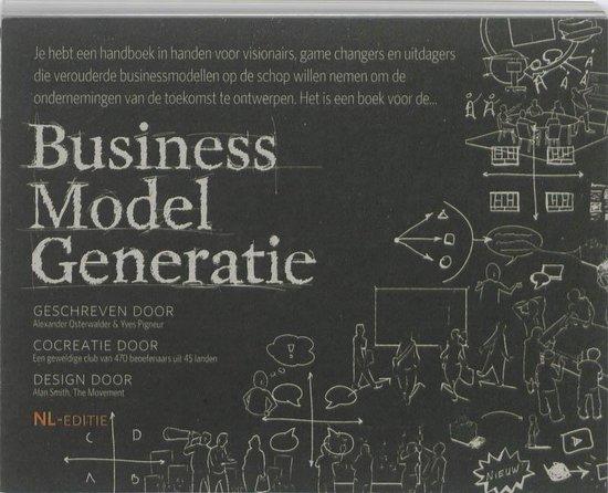 review business model generatie
