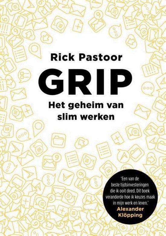 Boekreview Grip Rick Pastoor